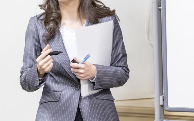 女性社員向けキャリア研修
